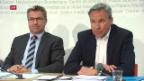 Video «Asylgesetz: SVP stellt sich gegen Bundesrat und Parlament» abspielen