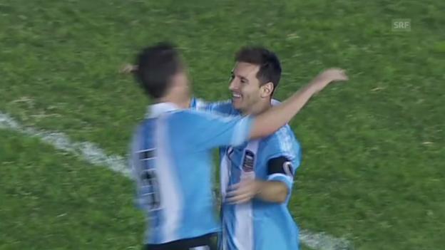 Video «Argentinien, USA und Costa Rica an der WM («sportaktuell»)» abspielen