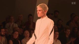 Video «Tamy Glauser: Shootingstar auf dem Laufsteg» abspielen