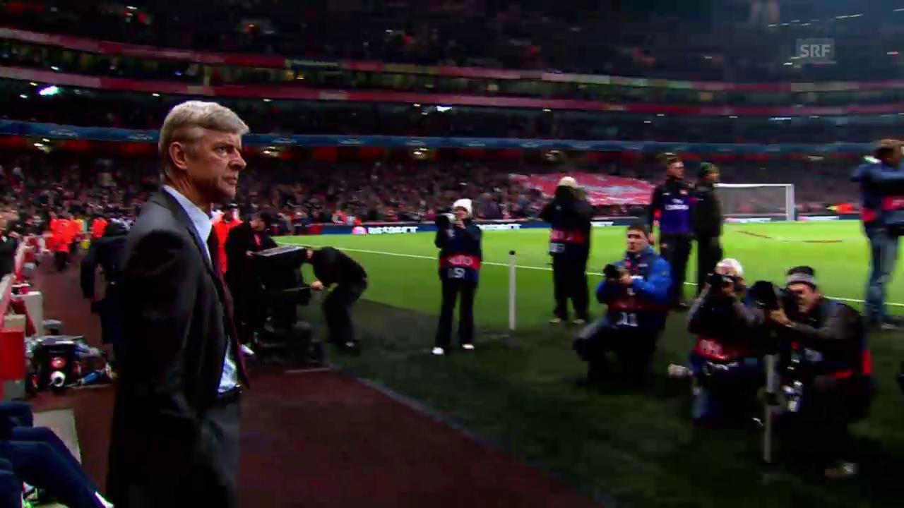 Arsène Wenger im Porträt («sportlive» vom 20.10.2015)
