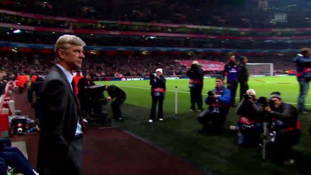 Video «Arsène Wenger im Porträt («sportlive» vom 20.10.2015)» abspielen