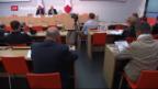 Video «Reaktionen zu Krankenkassenprämien-Anstieg» abspielen