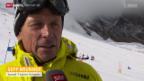 Video «Ski alpin: Sandro Viletta und die Vorbereitung in Saas-Fee» abspielen