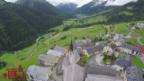 Video «Wird Guarda das schönste Dorf der Schweiz 2015?» abspielen