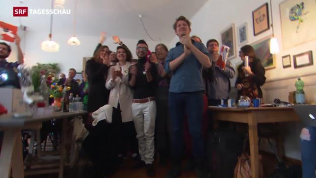 Video «Tagesschau vom 28.02.2016, 19:30» abspielen
