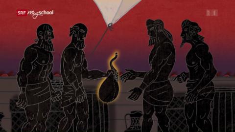 Odyssee animiert: Neidvolle Gefährten (6/14)