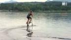Video «Wasserfahrrad» abspielen