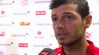 Video «Fussball: Interview mit Blerim Dzemaili» abspielen