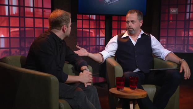 Video ««AHV – Alle Hoffnung Verloren?» mit Gabriel Vetter» abspielen