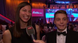 Video «Mitten ins Herz - treffsichere Schweizer Ball-Sportler» abspielen