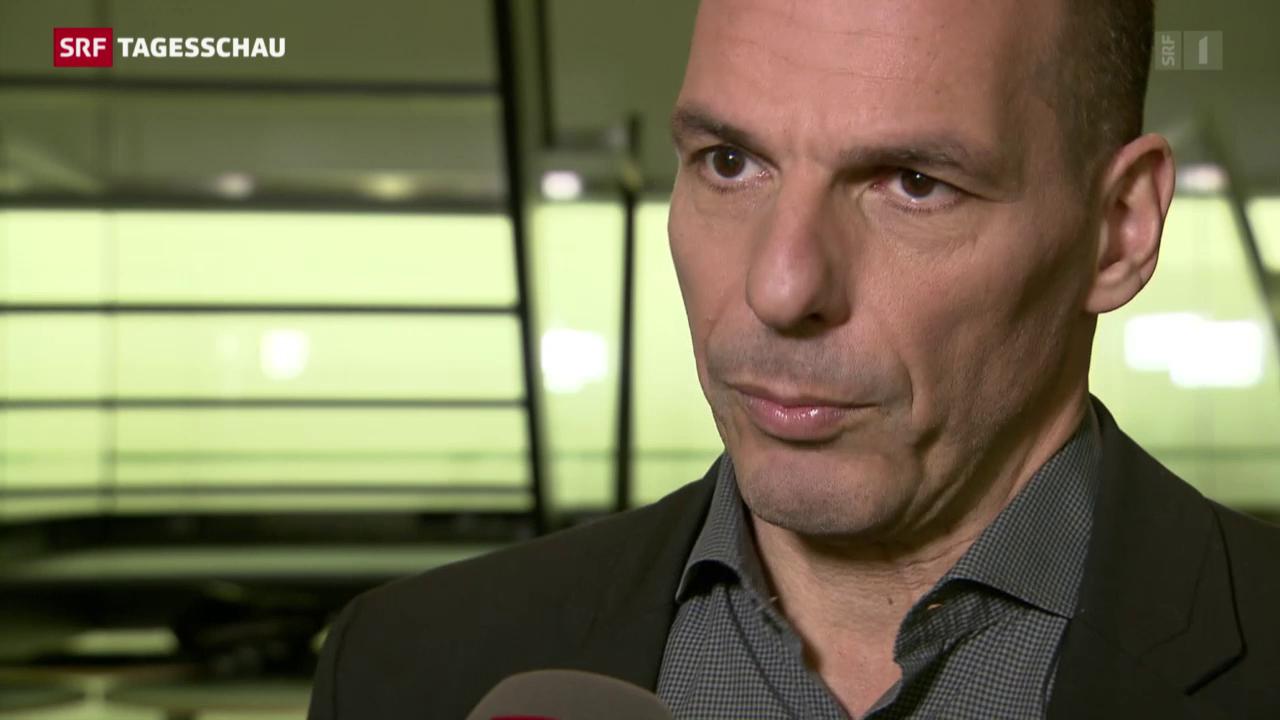Varoufakis zum Schuldenproblem Griechenlands
