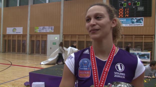 Video «Ines Granvorka im Siegerinterview» abspielen