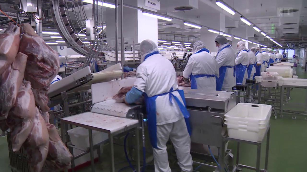 Migros-Arbeiter klagen an: Druck im Fleischbetrieb macht krank