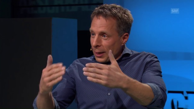 Video «Thomas Kleiber zu Gast bei Aeschbacher» abspielen