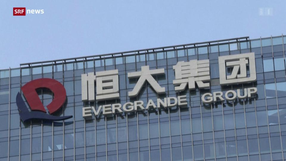 Aus dem Archiv: Evergrande hat 300 Milliarden Dollar Schulden