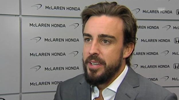Video «Formel 1: Alonso kehrt zu McLaren zurück» abspielen