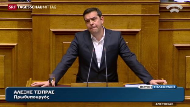 Video «Griechenland empört über Balkanpolitik» abspielen