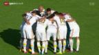 Video «Fussball: Schweizer Cup, Schaffhausen - Luzern» abspielen