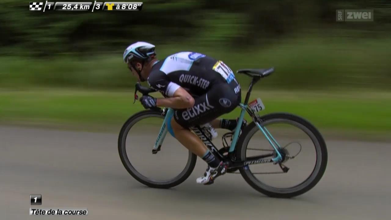 Rad: Martin gewinnt 9. Etappe der Tour de France