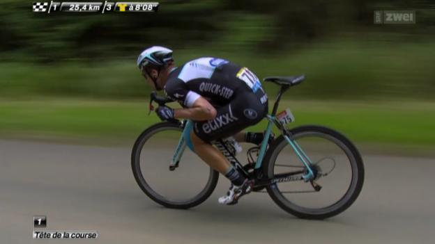 Video «Rad: Martin gewinnt 9. Etappe der Tour de France» abspielen