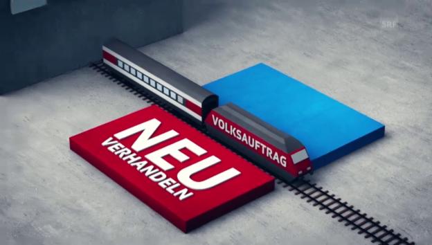 Video «MEI: Der gescheiterte Verhandlungsversuch» abspielen