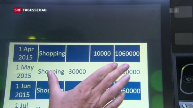 Video «Erfolgsrezept Bancomat – neue Trends» abspielen