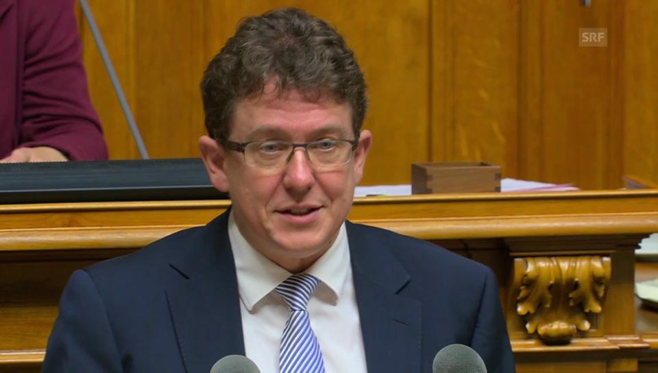 Rösti (SVP): «Die Schweiz darf sich keine Expermiente leisten»