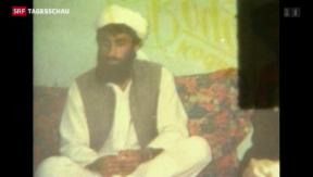 Video «Taliban-Anführer offenbar tot» abspielen