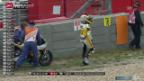 Video «Motorrad: Moto2-GP Austin, Qualifying» abspielen