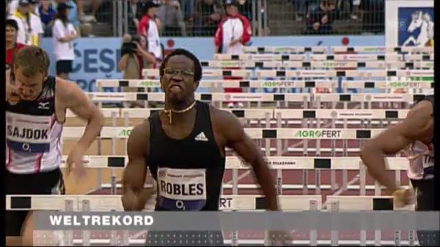 LA: Weltrekord von Robles (Juni, 2008)
