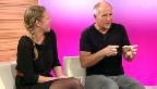 Video «Studiogäste: Kathrin Hönegger und François «FM» Mürner» abspielen