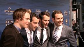 Video ««Kon-Tiki»-Premiere in Zürich» abspielen