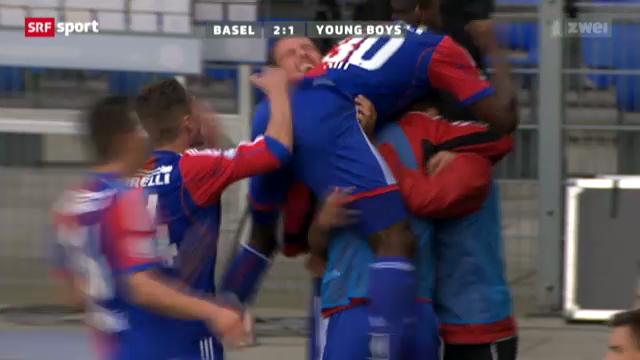 Fussball: Basel - YB