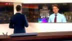 Video «FOKUS: Live-Gespräch mit Michel Huissoud» abspielen