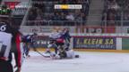 Video «Freiburg schlägt Biel und feiert 4. Sieg in Folge» abspielen