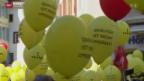 Video «Sparpläne stossen auf Widerstand» abspielen