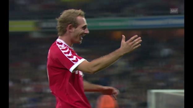 Video «Fussball: Karriere Lustrinelli» abspielen