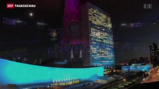 Video «UNO-Jubiläum: Ein Zeitpunkt für Reformen?» abspielen