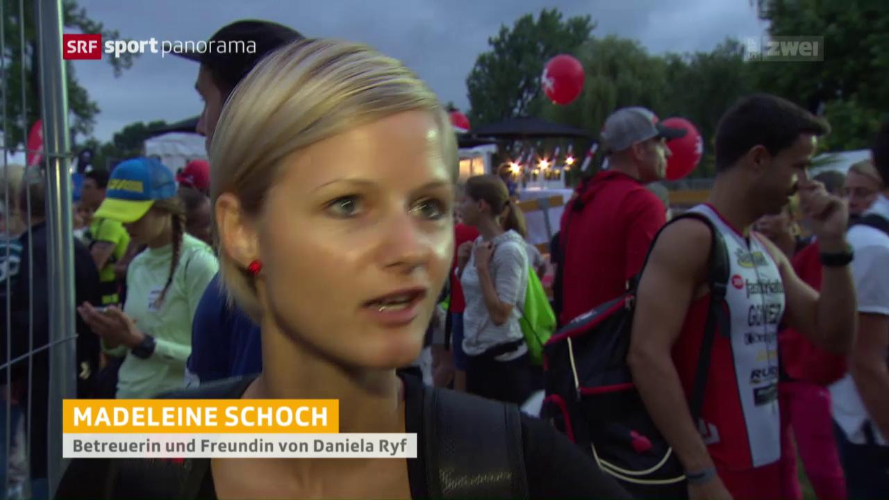 Betreuerin Madeleine Schoch: Ryfs rechte Hand
