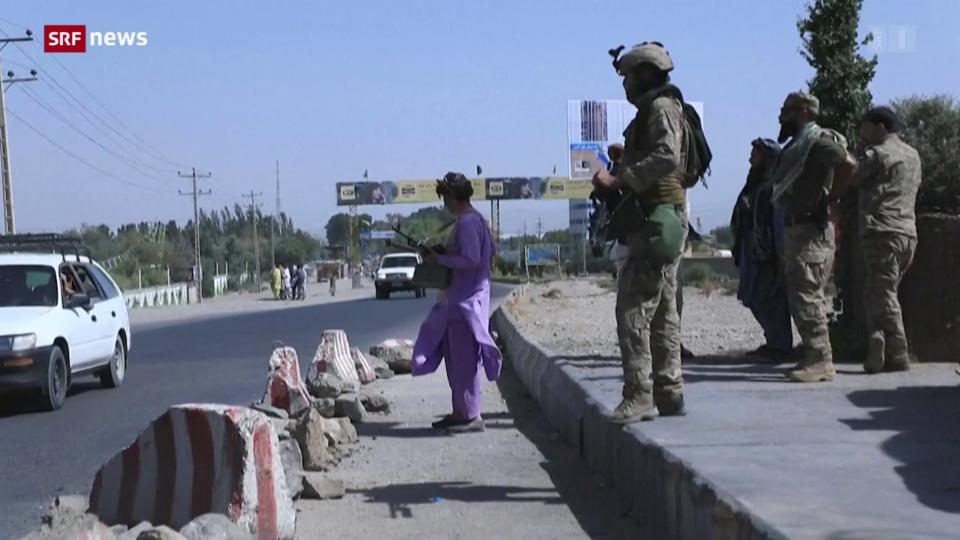 Archiv: Taliban nehmen weitere Gebiete Afghanistans ein