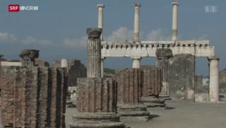 Video «Pompeji zerfällt» abspielen