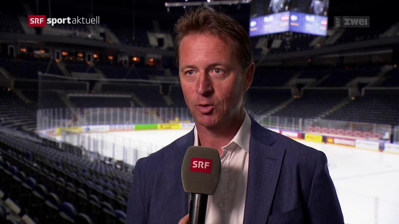 Hockey-Experte Rottaris analysiert Kanada