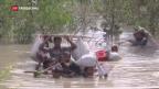 Video «Massenflucht aus Burma» abspielen
