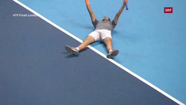 Thiem zermürbt Djokovic – und steht im Halbfinal