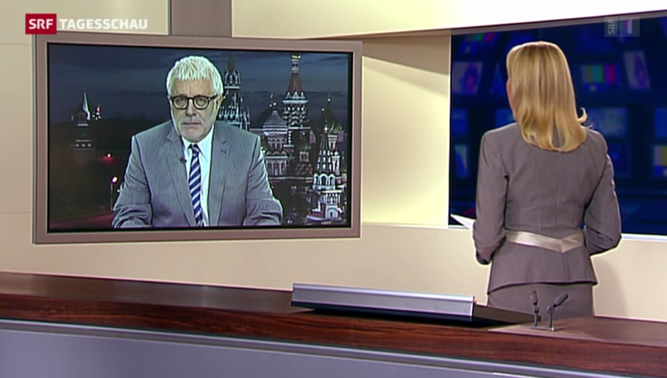 Einschätzungen von SRF-Korrespondent Peter Gysling