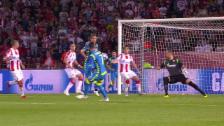 Link öffnet eine Lightbox. Video Keine Tore bei Belgrad und Napoli abspielen