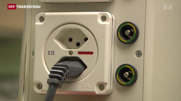 Video «Wie sich Spitäler gegen Stromausfälle rüsten» abspielen