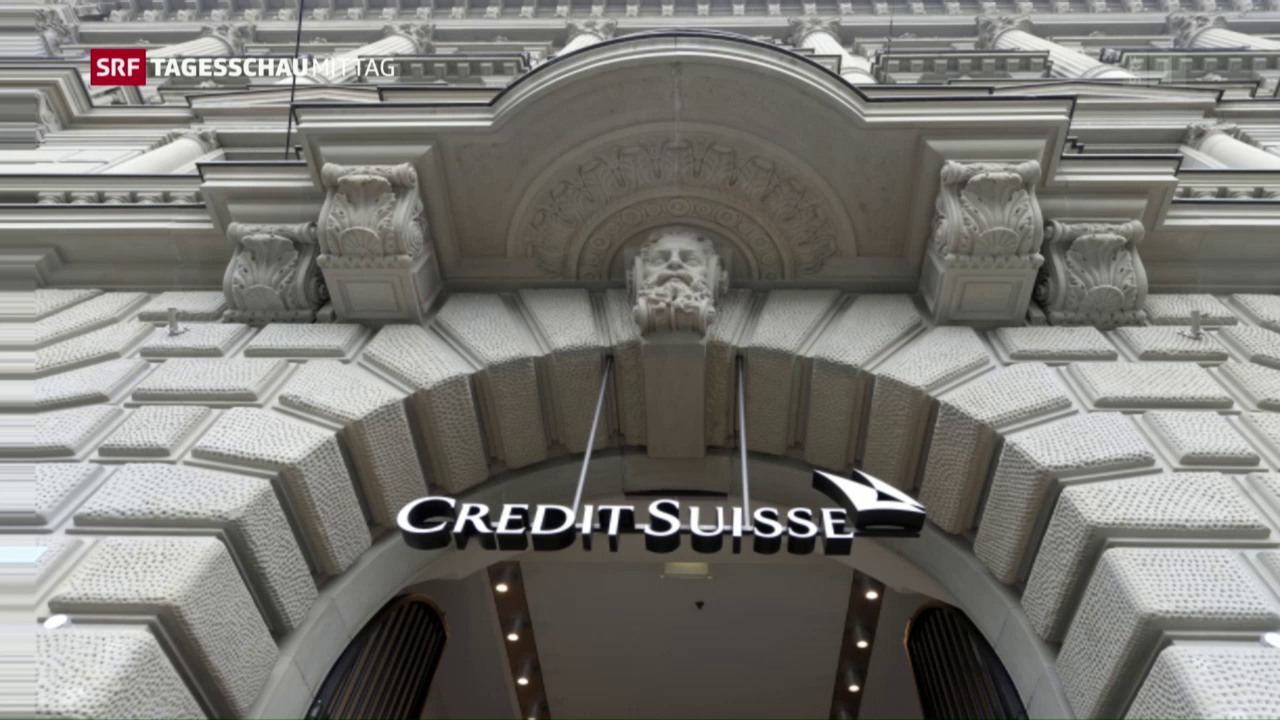 Credit Suisse legt US-Hypothekenstreit bei