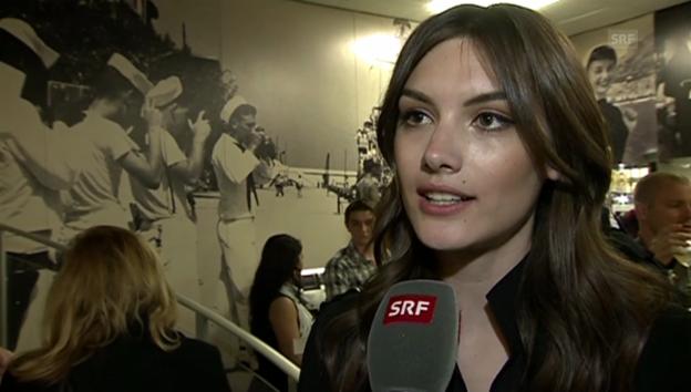 Video «Ronja Furrer über die schwierigen letzten Wochen» abspielen