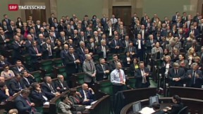Video «Umstrittene Reformen in Polen» abspielen